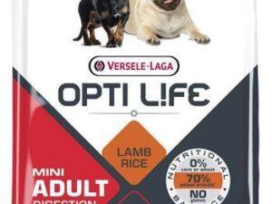 Opti Life Adult Digestion er et kvalitetsfoder udviklet til hunde med særligt følsomt fordøjelsessystem. Kontakt os gerne, hvis du har spørgsmål til fodring af din hund